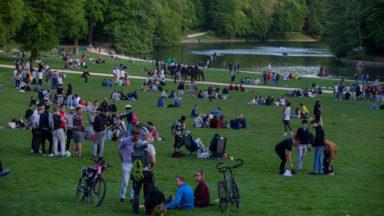 Soirée calme au Bois de la Cambre : la Boum 3 n'aura pas eu lieu, pas d'incident à la manifestation européenne