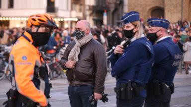 """Christos Doulkeridis : """"On devra prendre des mesures plus strictes"""", suite aux événements à Flagey"""