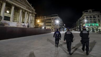 Ce vendredi soir, le couvre-feu bruxellois durera… deux heures seulement