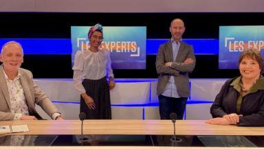 Les Experts reçoivent Cécile Jodogne (DéFI) et Bernard Van Nuffel (Ecolo)
