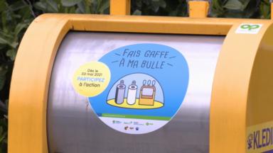 """""""Fais gaffe à ma bulle"""", la campagne pour lutter contre les dépôts sauvages"""