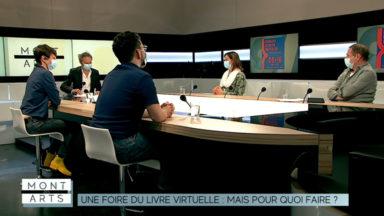 Mont des Arts : une Foire du Livre virtuelle… d'accord, mais pour quoi faire ?