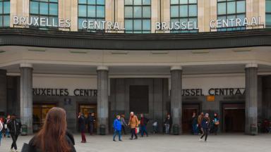 Actifs dans le vol de bagages dans les gares bruxelloises, quatre hommes ont été arrêtés