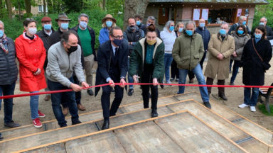 Uccle : la guinguette du Wolvendael inaugurée ce samedi