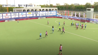 Hockey : le Léopold bat l'Orée (5-1) et décroche le 3e ticket européen