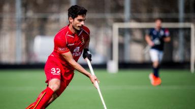Hockey : le Racing de Bruxelles rapatrie un attaquant des Red Lions