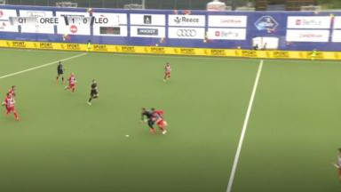 Hockey : le Léopold bat l'Orée 4-3 dans le premier match pour la 3e place