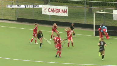 Hockey : le Racing s'impose 2-3 face à l'Antwerp