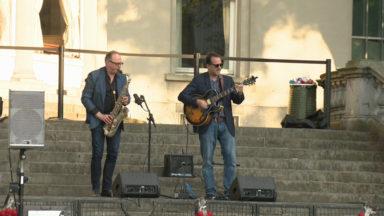 Des concerts de jazz au balcon et en rue, pour le Brussels Jazz Weekend