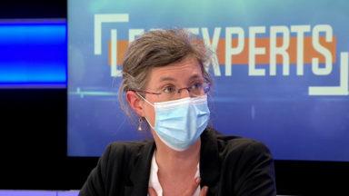 """Catherine Moureaux réagit aux propos de Rajae Maouane : """"Je suis stupéfaite par cette interview"""""""