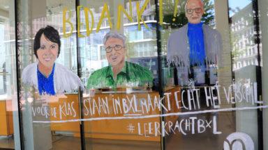 #leerkrachtbxl : une campagne mettant à l'honneur les enseignants à Bruxelles