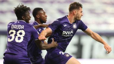 Jupiler Pro League : Anderlecht arrache un partage 2-2 à l'Antwerp en fin de partie
