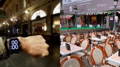Couvre-feu, terrasses, rassemblements : ce qui change ce samedi