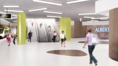 Uccle exige le déplacement du terminus du tram 7 à Albert comme initialement prévu