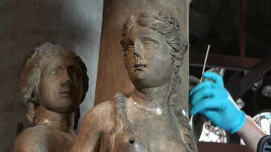 Découverte au Musée de la Ville de Bruxelles : une fontaine est signée d'un maître de la Renaissance