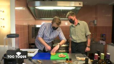 Toc Toque : rendez-vous en cuisine, avec le chef bruxellois Paul Delrez