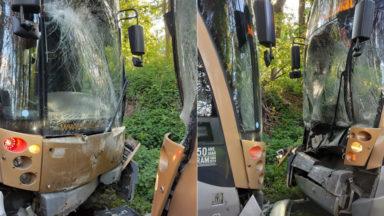 Neder-over-Heembeek : huit blessés dans un accident de tram, vendredi soir