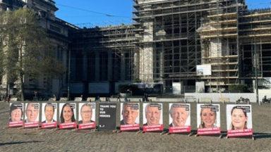 Wake Up Belgium : Loi pandémie #josedireNON