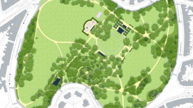 La restauration du parc de Forest débute
