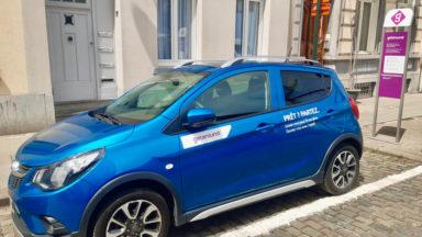 Mobilité : une nouvelle société de voitures partagées débarque à Bruxelles