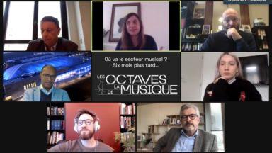 """""""Où va le secteur musical ?"""" : le colloque annuel des Octaves de la Musique se tiendra le 9 juin"""