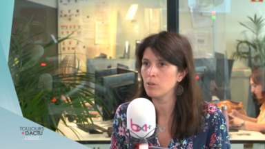 """Alexia Bertrand sur la neutralité des agents des services publics : """"Il y a des principes qui sont des piliers de notre Etat de droit"""""""