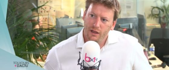 Antoine de Borman - Interview Radio 17062021