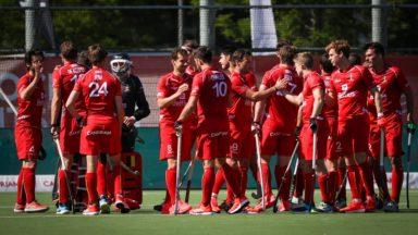 Euro de Hockey d'Amsterdam : les Red Lions héritent des Pays-Bas en demi-finales