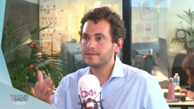 """Samuel Cogolati (Ecolo): """"Nous devons nous lever contre les violations massives des droits humains en Chine"""""""