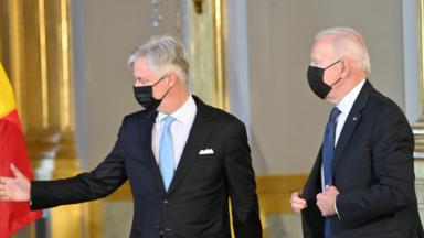 Visite de Joe Biden au Palais Royal et à Schuman : le programme de ce mardi