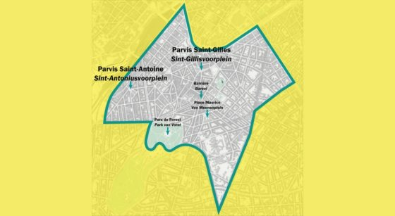 Contrat local de MObilité ParviS Saint-Gilles Forest - Commune de Forest