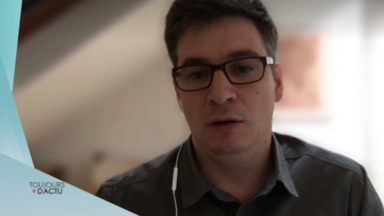 """Simon Dellicour: """"Une quatrième vague dépendra de la vaccination et de la progression du variant Delta"""""""