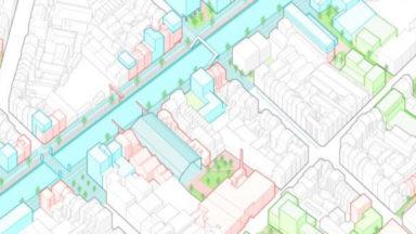 Le gouvernement bruxellois approuve le plan d'aménagement du quartier Heyvaert