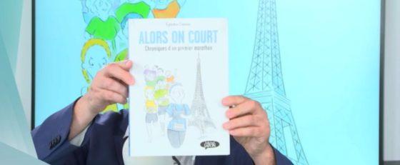 Invitée culture Alors on Court - Radio 17062021