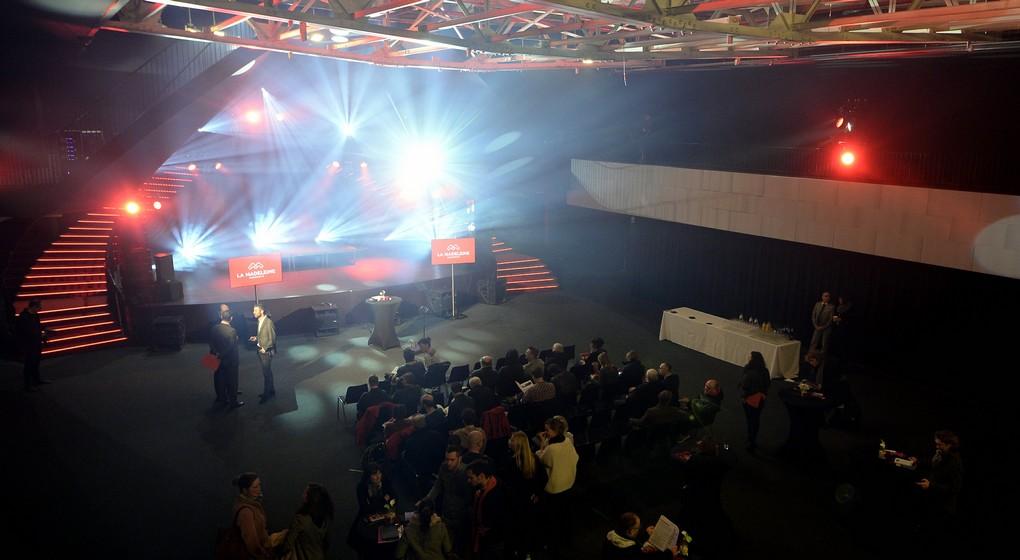 La Madeleine Salle de concert - Belga Eric Lalmand