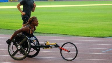 La Bruxelloise, Léa Bayekula, remporte la médaille de bronze aux Championnats d'Europe de para-athlétisme