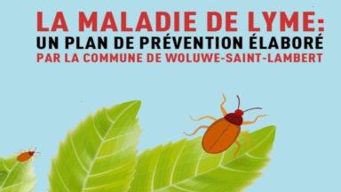La commune de Woluwe-Saint-Lambert élabore un plan communal de prévention contre la maladie de Lyme