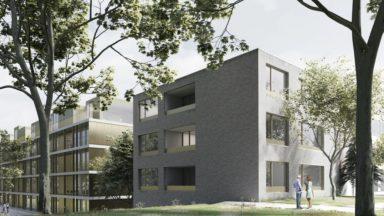 Motown Parc : 64 nouveaux logements dans le parc du Scheutbos