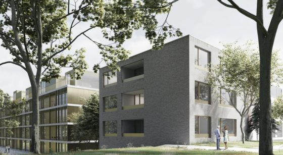 Nouveaux logements Parc du Scheutbos - BeReal AJ Arquitectos