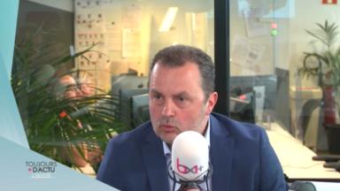 """Christophe Magdalijns: """"Si j'ai été trop loin, les dirigeants de DéFI prendront les décisions qui leur reviennent"""""""