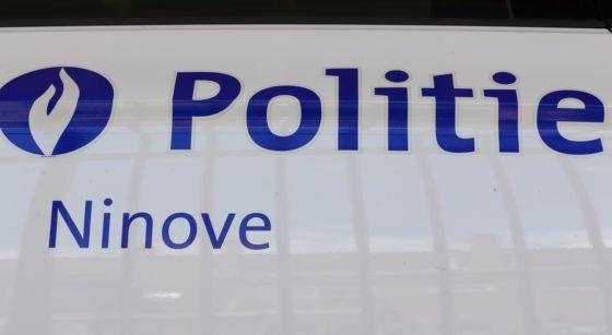 Police Ninove - Illustration Belga Nicolas Maeterlinck