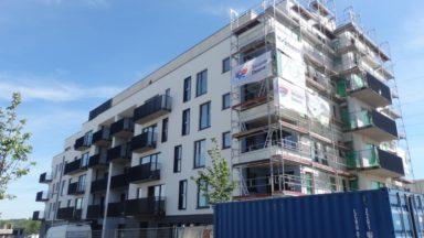 Anderlecht : 64 logements passifs inaugurés dans le quartier Érasme