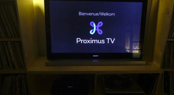 Proximus Pickx TV Télévision - Belga Nicolas Maeterlinck