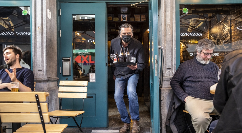 Réouverture Café Bar Restaurant - Belga Hatim Kaghat
