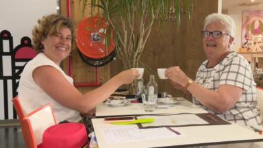 Les restaurants des centres commerciaux retrouvent enfin les clients