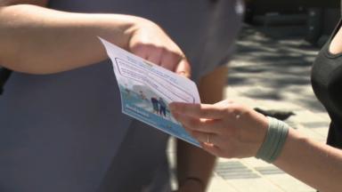La commune de Saint-Gilles sensibilise sa population avant l'ouverture d'une nouvelle antenne de vaccination