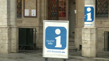Le tourisme bruxellois toujours en berne