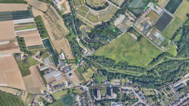 Anderlecht : un projet de hangar dans la vallée du Vogelzangbeek inquiète des riverains