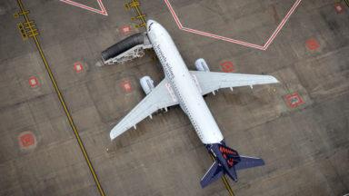 À l'approche des vacances, les réservations de Brussels Airlines redécollent