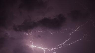 Orages et précipitations abondantes en Belgique : le numéro 1722 activé